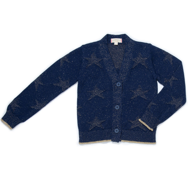 Star Knit Zadie Cardigan
