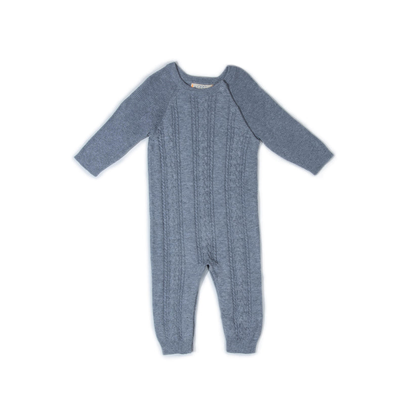 Cable Knit Quinn Layette