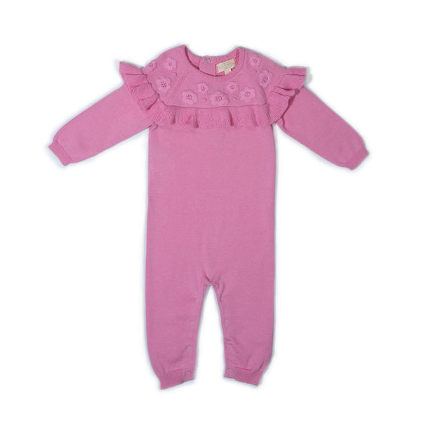 Embroidered Audrey Layette
