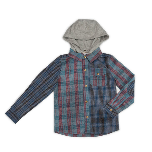 Patchwork Max Shirt