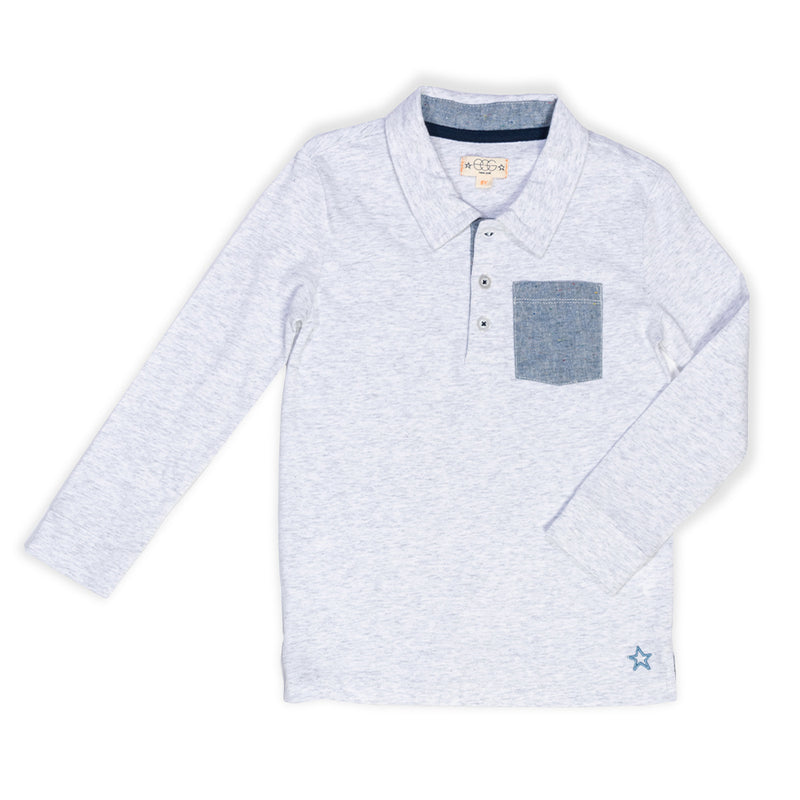 Long Sleeve Classic Polo