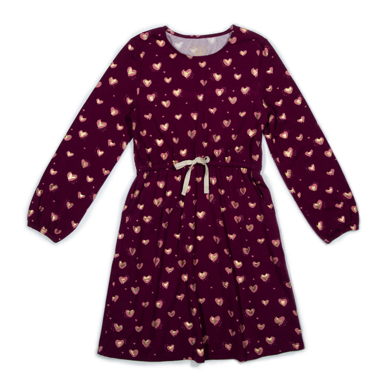 Sweetheart Leopard Maeve Dress