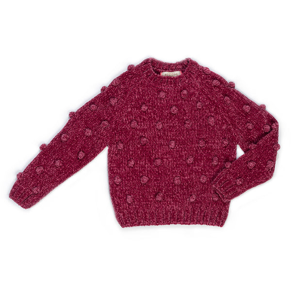 Chenille Leona Sweater