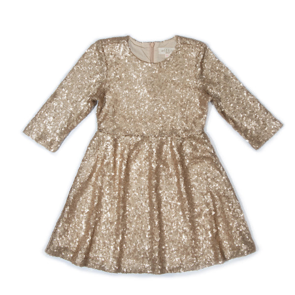 Sequin Erin Dress