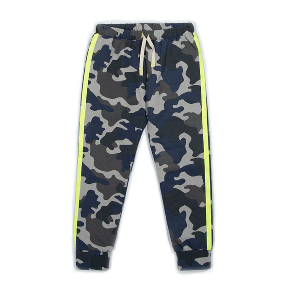 Camo Soft Terry Chase Pant