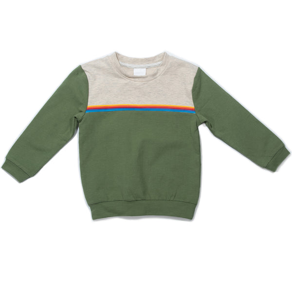 Soft Terry Bryson Sweatshirt