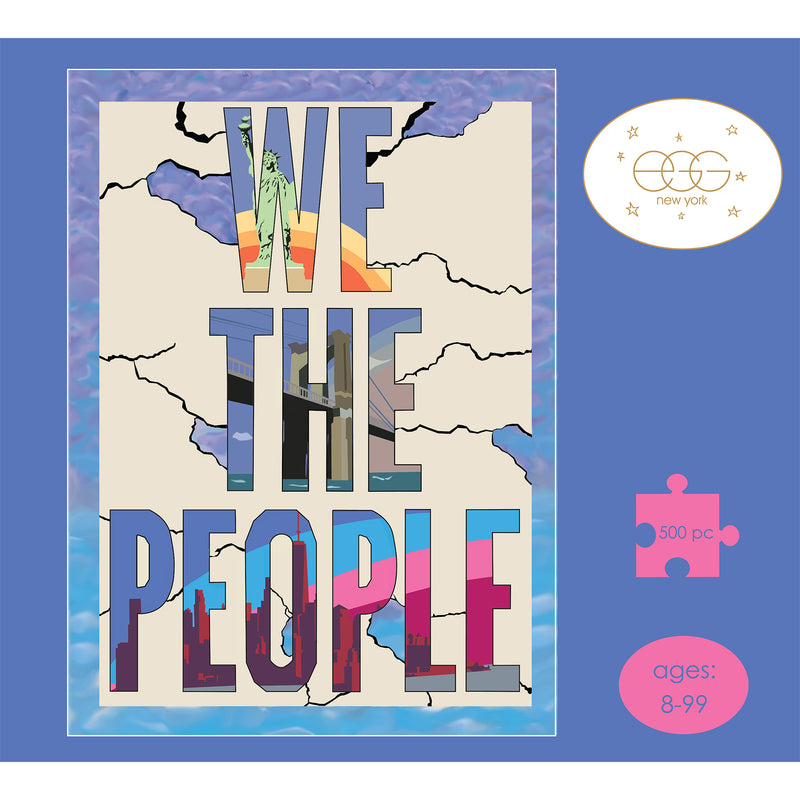 We The People Puzzle