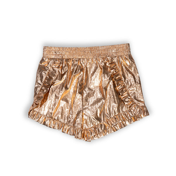 Metallic Raelyn Short
