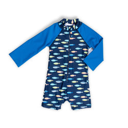 Go Fish Shortall Swimsuit
