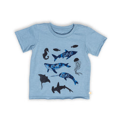 Save Our Seas Organic Damian Tee