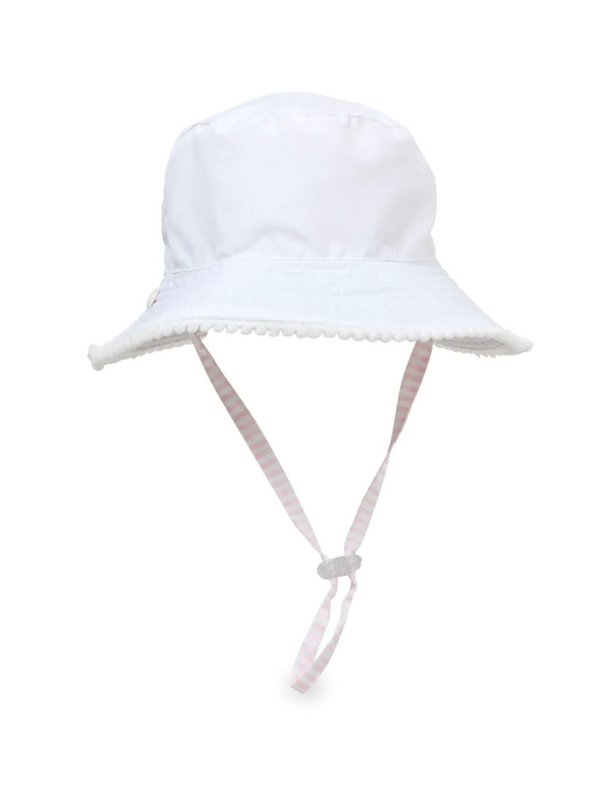 Snapper Rock Pink Reversible Bucket Hat