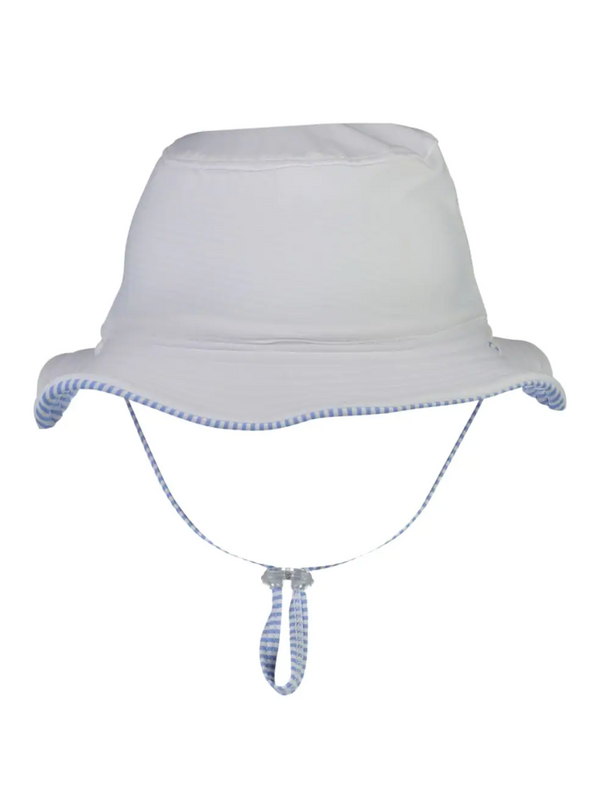 Snapper Rock Navy Reversible Bucket Hat