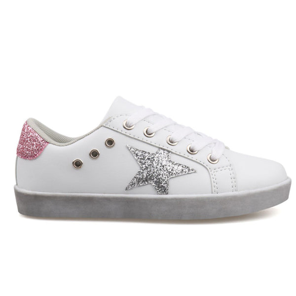 HOO Shoes Mia Star Lace