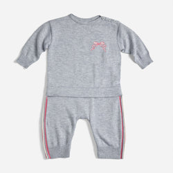 Archer's Bow Bow Jogging Onesie