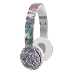 Stereo Bluetooth Bling Headphones