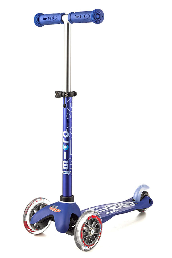 Blue Micro Mini Deluxe Scooter