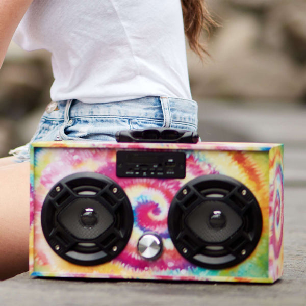 Bluetooth Mini Boom Box