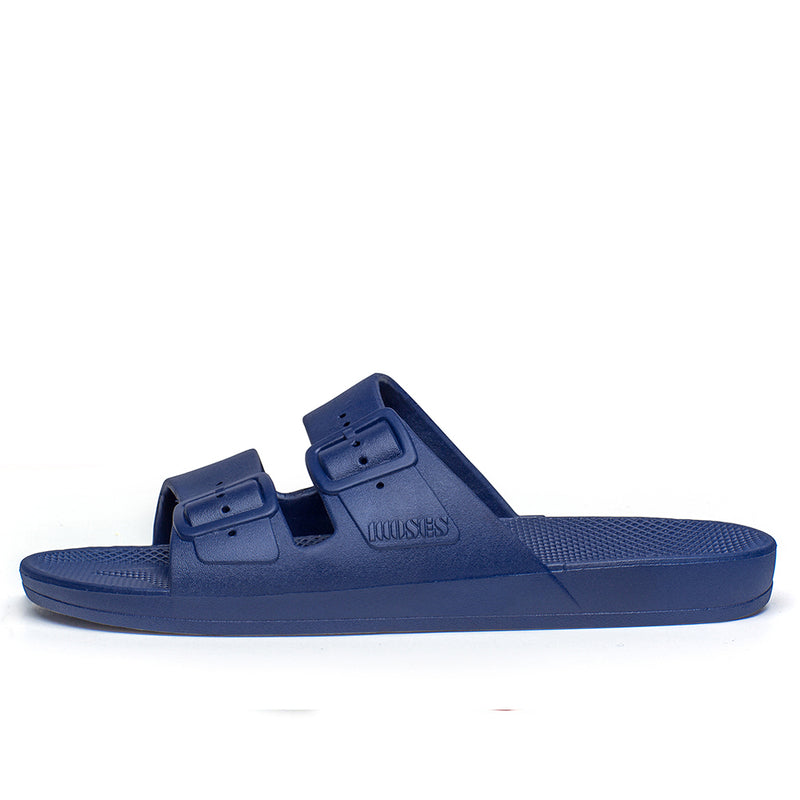 Freedom Moses Navy Basic Sandal