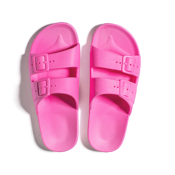 Freedom Moses Bubblegum Basic Sandal