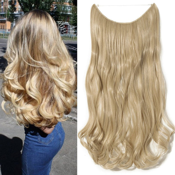 Extension Blonde