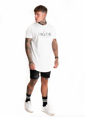 White Core T-Shirt ( XS, SMALL, XL LEFT)