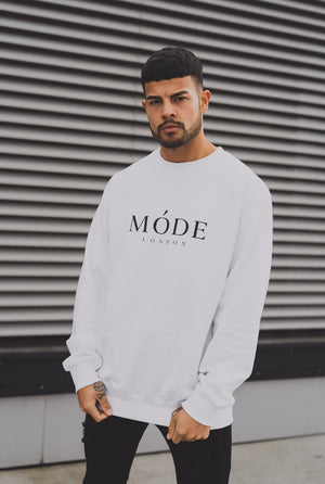 PREMIUM JUMPER - WHITE
