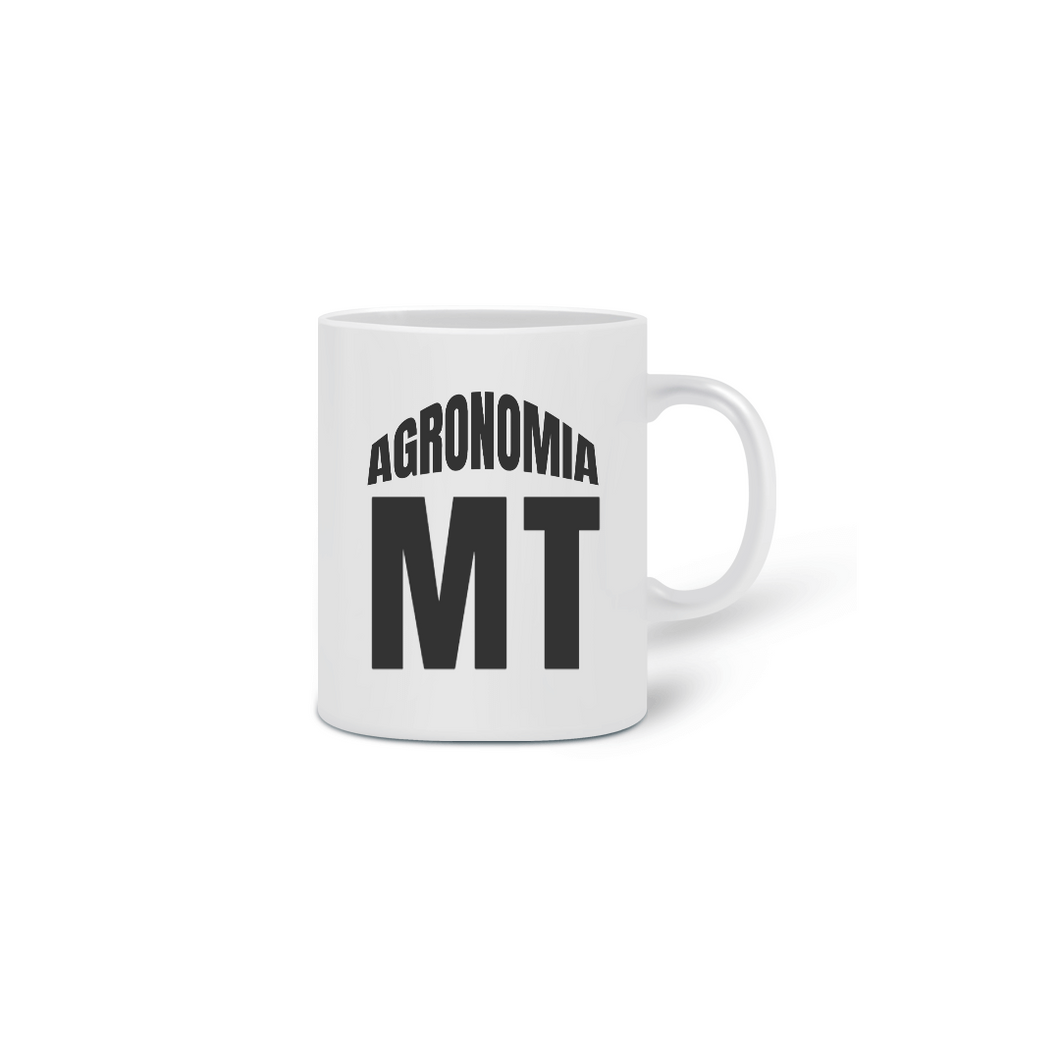 Caneca Agronomia MT two - By Agronomia MT