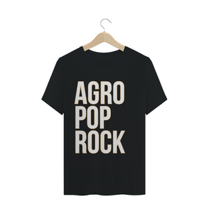 Camiseta Estonada modelo Agro, pop, rock