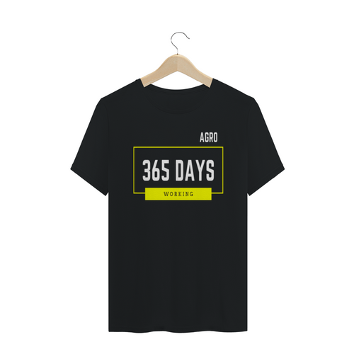 Camiseta Estonada modelo 365 Days working