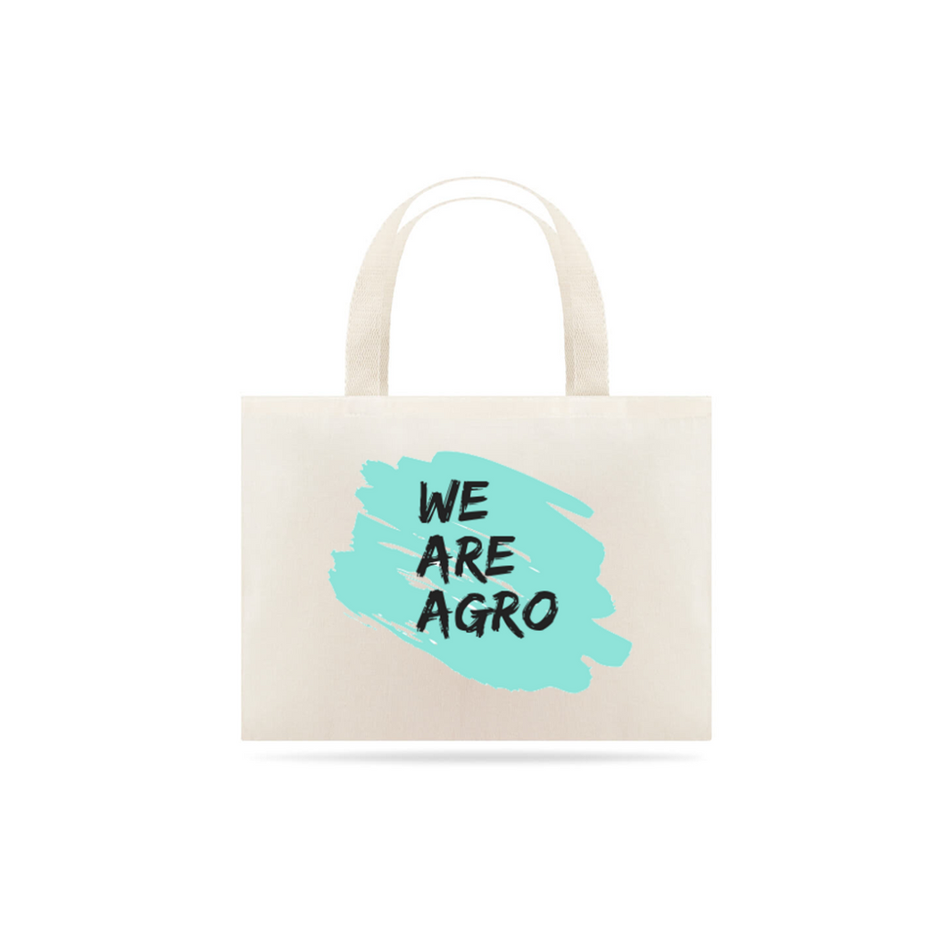 Ecobag modelo We are agro
