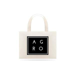 Eco Bag modelo Agro quadrado