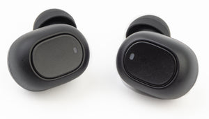 Bluetooth  Fit PRO Wireless Earbuds that stay in your ears.