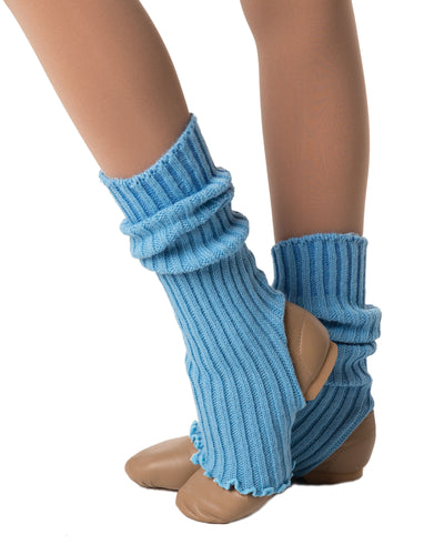 Leg and Ankle Warmers - Stirrup