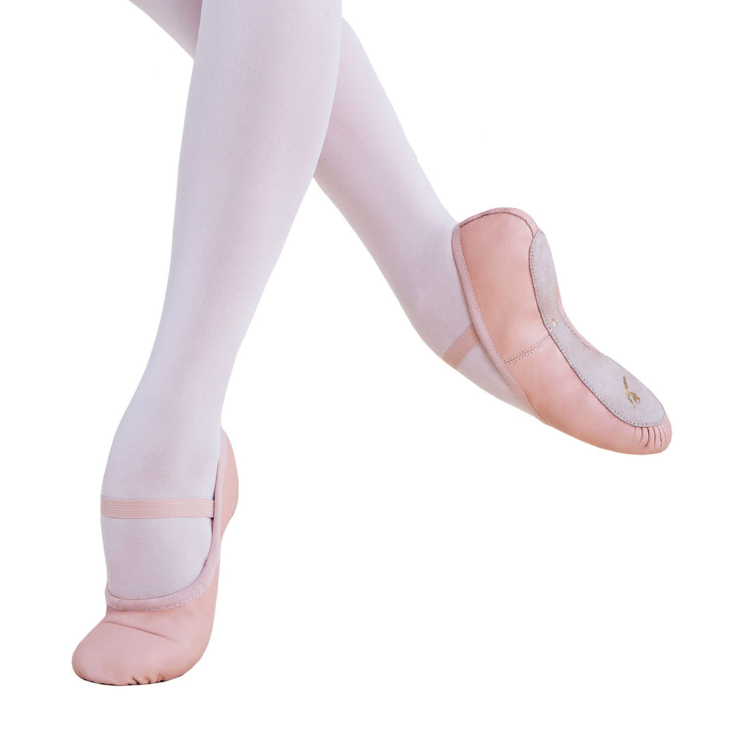 Energetiks - Debut Leather Ballet Shoe - Child