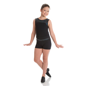 Energetiks Gymnastics High Neck Leotard