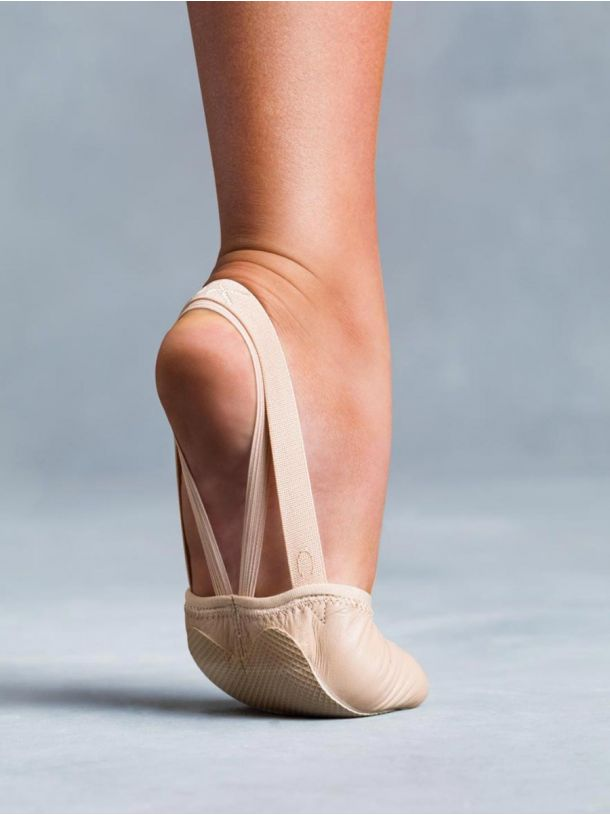 Capezio Leather Pirouette