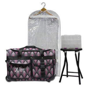 Dream Duffel - Rolling Dance Bags - Call to Order
