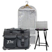 Load image into Gallery viewer, Dream Duffel - Rolling Dance Bags - Call to Order