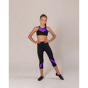 Energetiks 7/8 Legging - Shattered Glass
