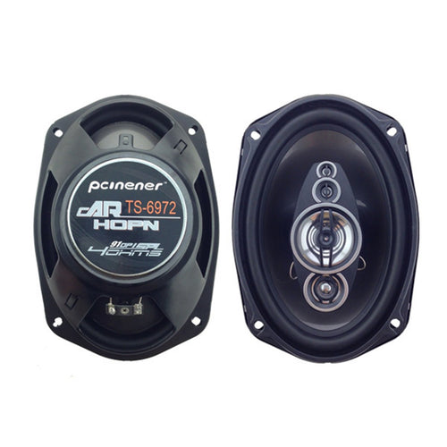 Parlante bluetooth auto 500 watts 16 CM