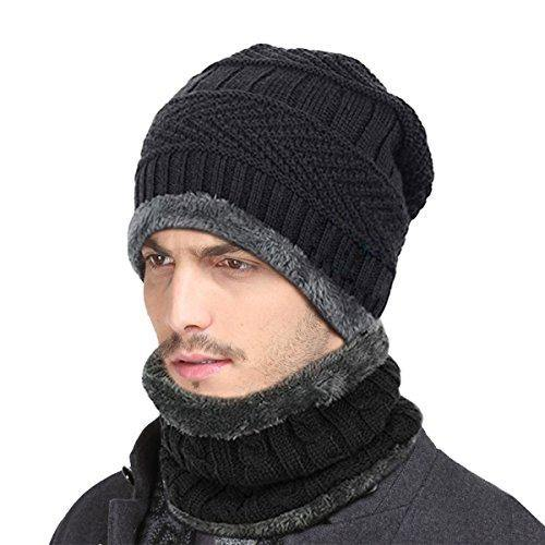 Gorro con cuello chiporro interior