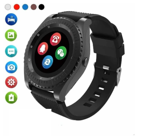 Smartwatch Reloj inteligente celular bluetooth Sci-tech z50