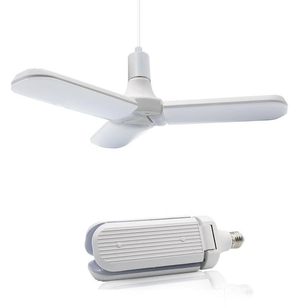 ampolleta led tipo ventilador 45 watts