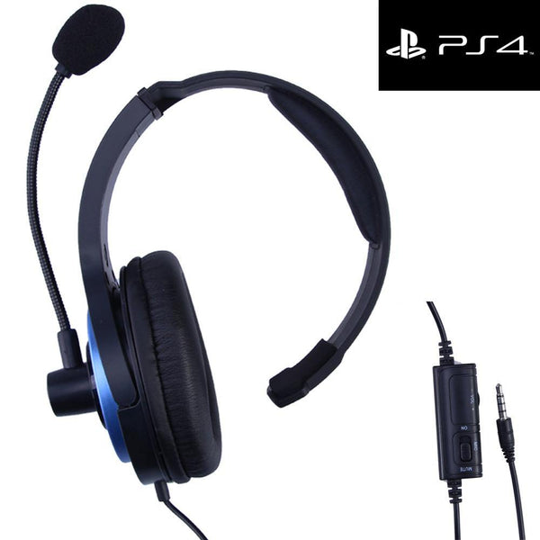 audifono play station 4 con microfono