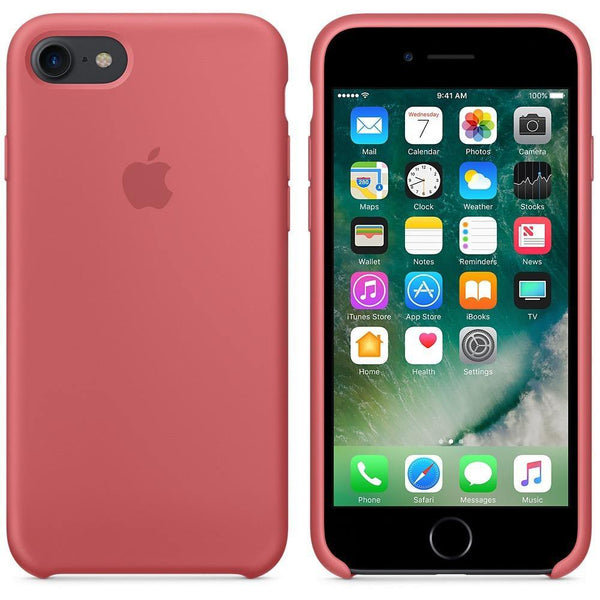 carcasa silicona iphone X / XS colores