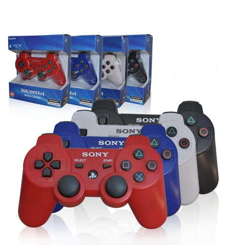 control sony play station 3 oem inalambrico colores dualshock