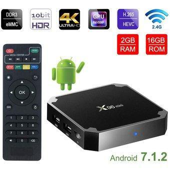 Convertidor Smart Caja Tv Tv Box X96 Mini 2gb Ram