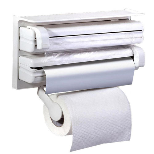 dispensador triple papel nova alusa