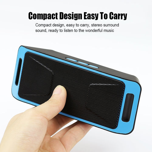 parlante bluetooth inalambrico megabass a2dp portatil