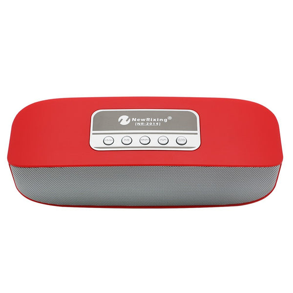 BLUETOOTH LUZ LED PARLANTE RADIO FM